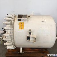Cuve en acier émaillé Pfaudler type VD 500