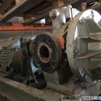 Pompe volumétrique MOUVEX type AK moteur 1.5 KW