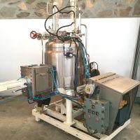 Filtre agité EUROFILTEC type Monoplaque 800 – 240 litres