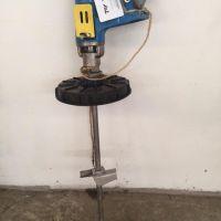 Agitateur pneumatique Long. 750mm