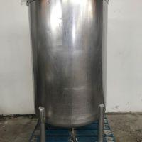 Cuve inox 580L