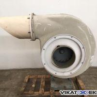 Ventilateur plastique centrifuge 0.75 KW