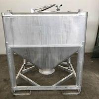 Container alu BSI 1200 litres