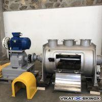 MORTON (LÖDIGE) St. Steel Ploughshare mixer type FKM600