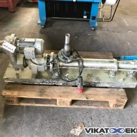 Progressice cavity pump – PCM type 02-VR 13I5