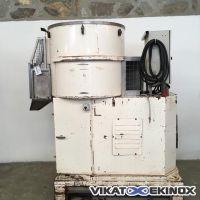 Mélangeur inox GUEDU type VIT 500 T