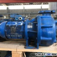 Pompe centrifuge acier WEMCO 40m3/h