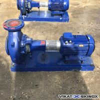 KSB steel centrifuge pump 218m3/h