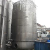 Cuve inox verticale HOLVRIEKA 525 hl – 52.5 m3