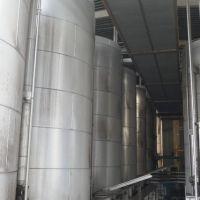 MEURA vertical stainless steel tank 642 hl – 64.2 m3