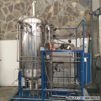 Fermenteur LSL BIOLAFITTE type 1200 / 1600 L