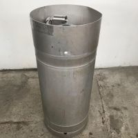 Stainless steel drum 94 litres