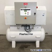 RIETSCHLE oil-flooded rotary vane pumps type VC 75