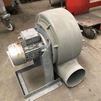 Plastic fan LPA type HF R 160-17D  0.55 KW