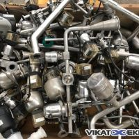 GEMU diaphragm valves type 600 / 650