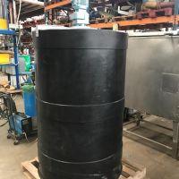 Cuve en P.E. agitée 1000 litres