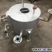 Vallet Pharma spiral heat exchanger