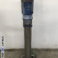 Flygt PXR 224 T multistage pump,  nominal flow 2m3/h