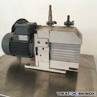 LEYBOLD HERAEUS Trivac vacuum pump 4m3/h