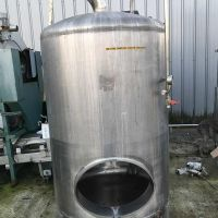 Cuve inox 800 L