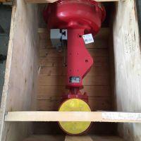 MASONEILAN control valve DN body 4″
