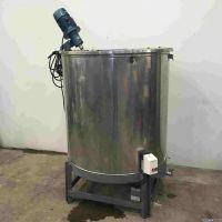 Cuve inox agitée 1200 litres