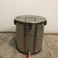Stainless steel vessel 80L