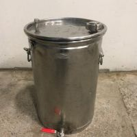 Stainless steel vessel 35 L