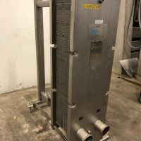 Schmidt SIGMA 37 SBV St. steel heat exchanger