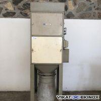 Dépoussiéreur DCE Unimaster type UMA154 G5, 13.94 m2