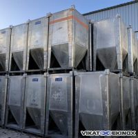 Container alu CMS – 2500 litres