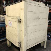 Etuve électrique ventilée SAT  1500 litres T° maxi 250°C