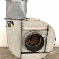 SODECA centrifugal fan type CAS-863-2T-20, max. 7000m3/h