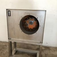 SODECA centrifugal fan type CMR -113S-2T