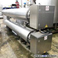 VULCANIC soda Heater type E7100 – 500 KW