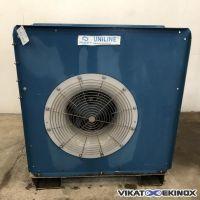 Ventilateur centrifuge DELTA NEU type UNILINE 400