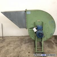 Ventilateur centrifuge AEIB type PRC 500-4 ATEX