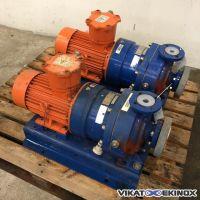 Pompe centrifuge CP PUMPEN type MKPL 25-25-160, 6m3/h