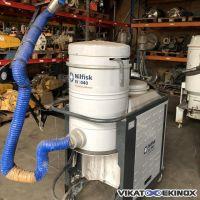 NILFISK vacuum type IV040L