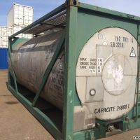 Stainless steel Tank container 24 000 litres