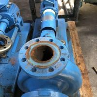 Pompe centrifuge acier STORK type CC80-200 G1M2L4