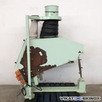 Vibrating screen in mild steel
