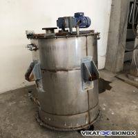 Cuve agitée 870 litres