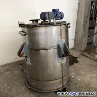 Mixing tank 870 L
