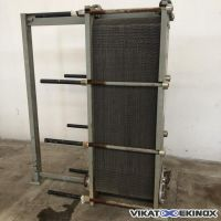 VICARB plates heat exchanger  type V45.507