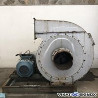 VIM steel centrifugal fan