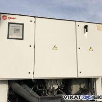 Refroidisseur TRANE type RTAD 145 – 516.9 kW