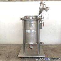 Filtre à plateaux inox 316L – 4m2 – EFCI