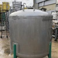 Cuve inox 316 – 5000 litres