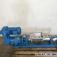 PCM progressing cavity pump type VRU 25I5